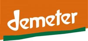 logo demeter biologische voeding