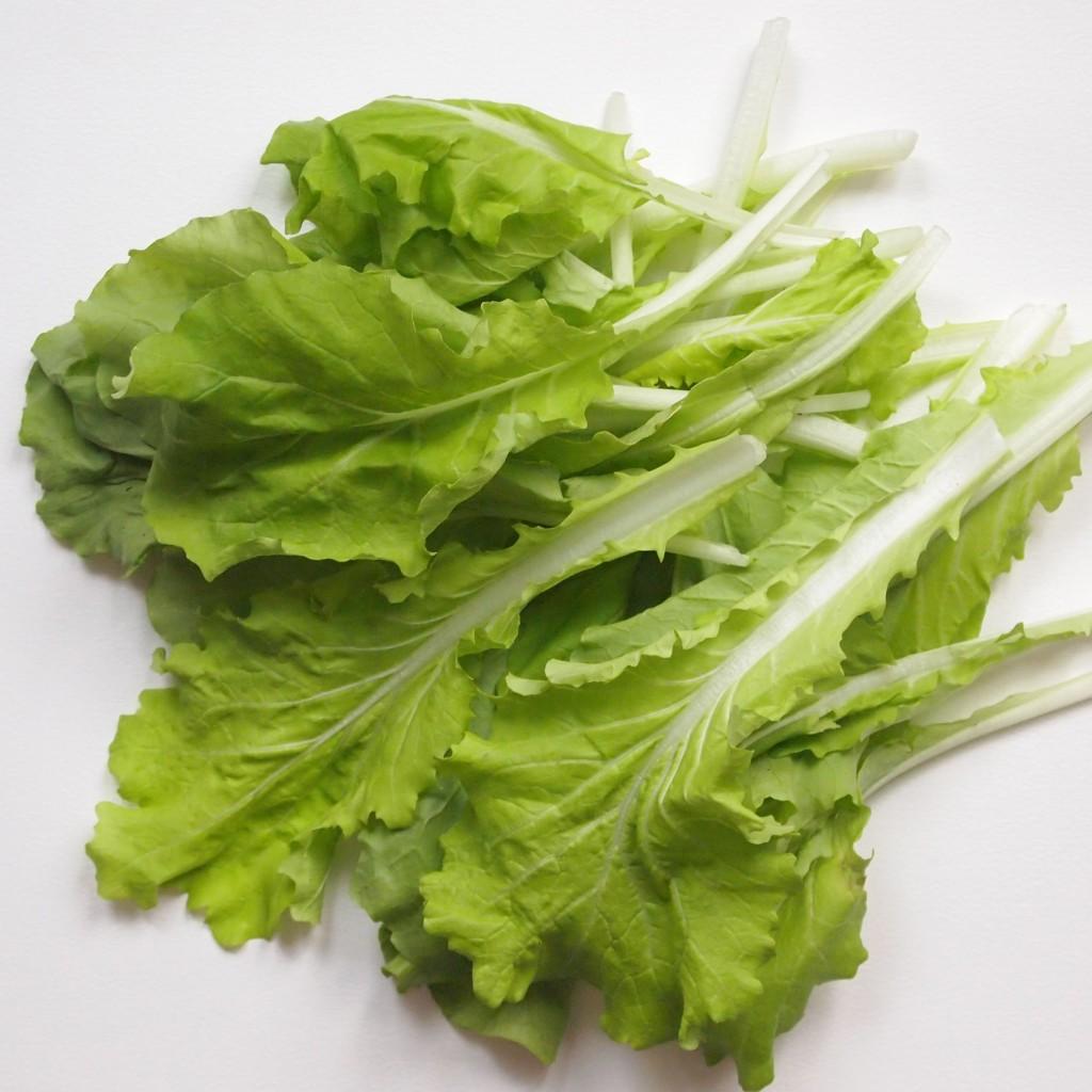 mosterd spinazie